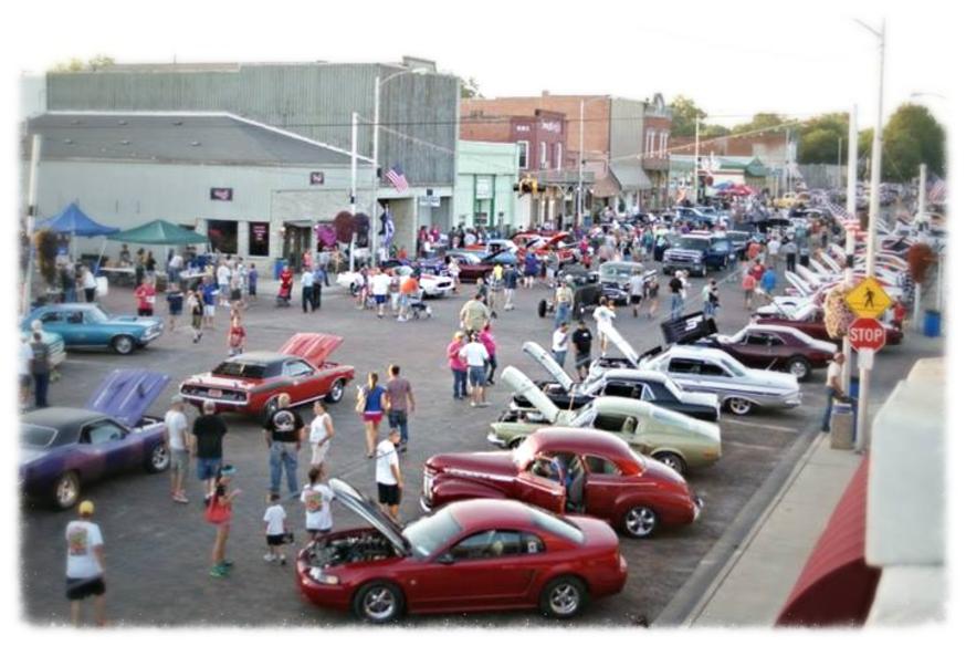 Wellsville Car Show