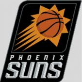 Phoenix Suns Cross Stitch Chart Pattern