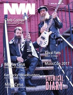 Chemical Diary-New Music Weekly-cover-May 26, 2017