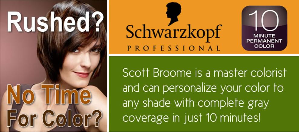 Evolve Hair Restoration Scott Broome Salon