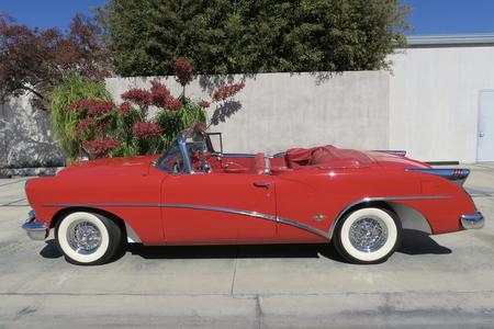 1954 Buick Skylark M/100 2dr Convertible for sale at Motor Car Company in California