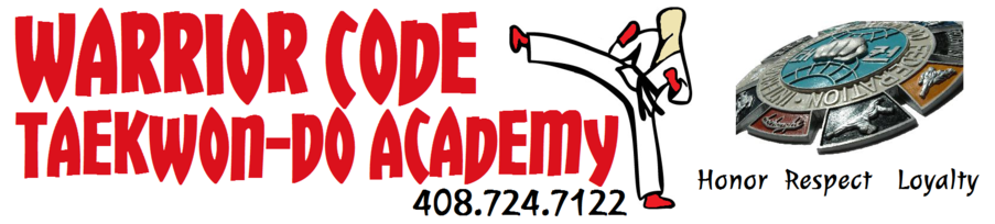 Warrior Code Taekwon-Do Academy Logo
