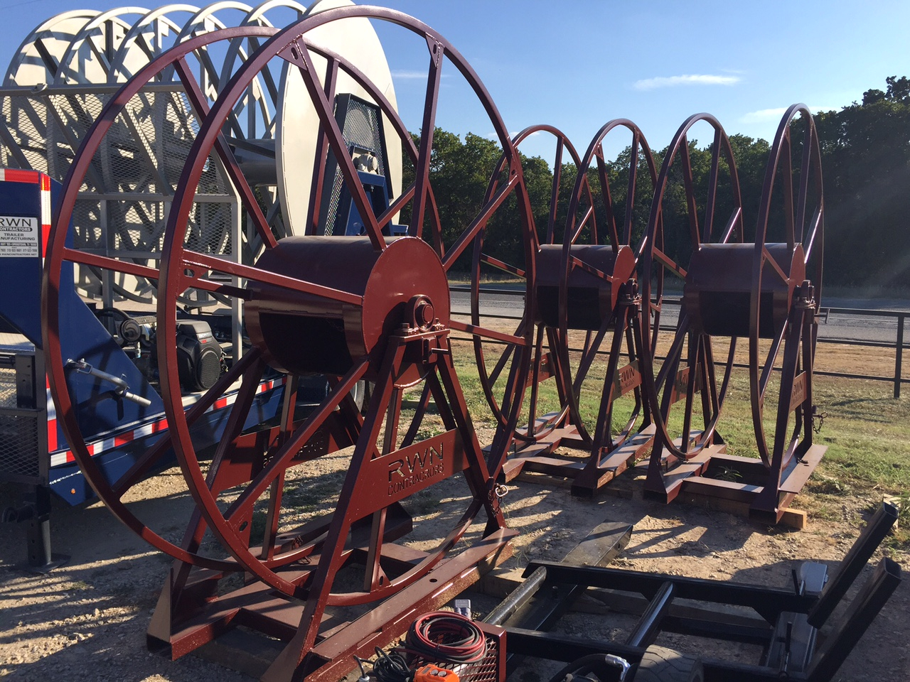 Hose Reel Systems