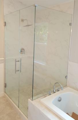 Denver Shower Door Shower Door Glass