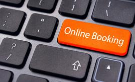 Online booking for Annex RMT