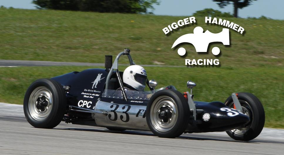 Bigger Hammer Racing - Home
