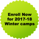 Register for winter camps 2017/18.