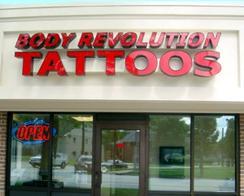 Body revolution elyria