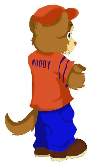 Woody The Wood Chuck