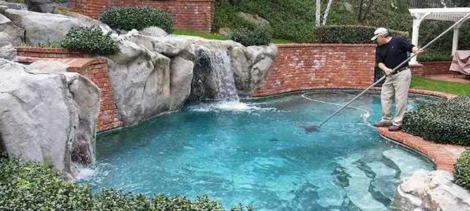 Pool Service Pool Cleaning Pool Maintenance in Summerlin NV | Service-Vegas