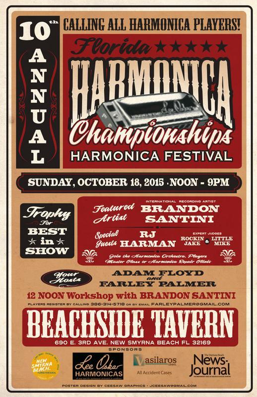 Florida Harmonica Championships