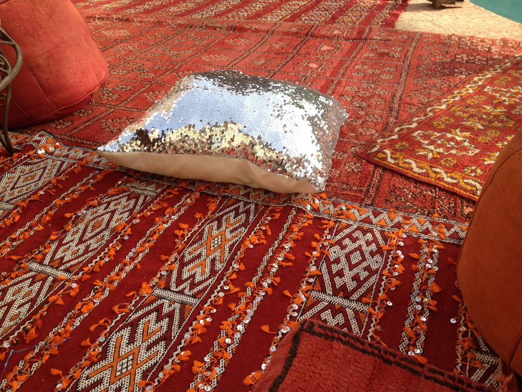 furniture colorful moroccan floor pillow patina pillows