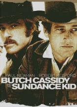 Butch Cassidy and the Sudance Kid Cross Stitch Chart Pattern
