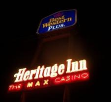 Best Western Plus - High-Rise Signs