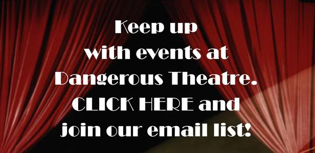 Event email sign up