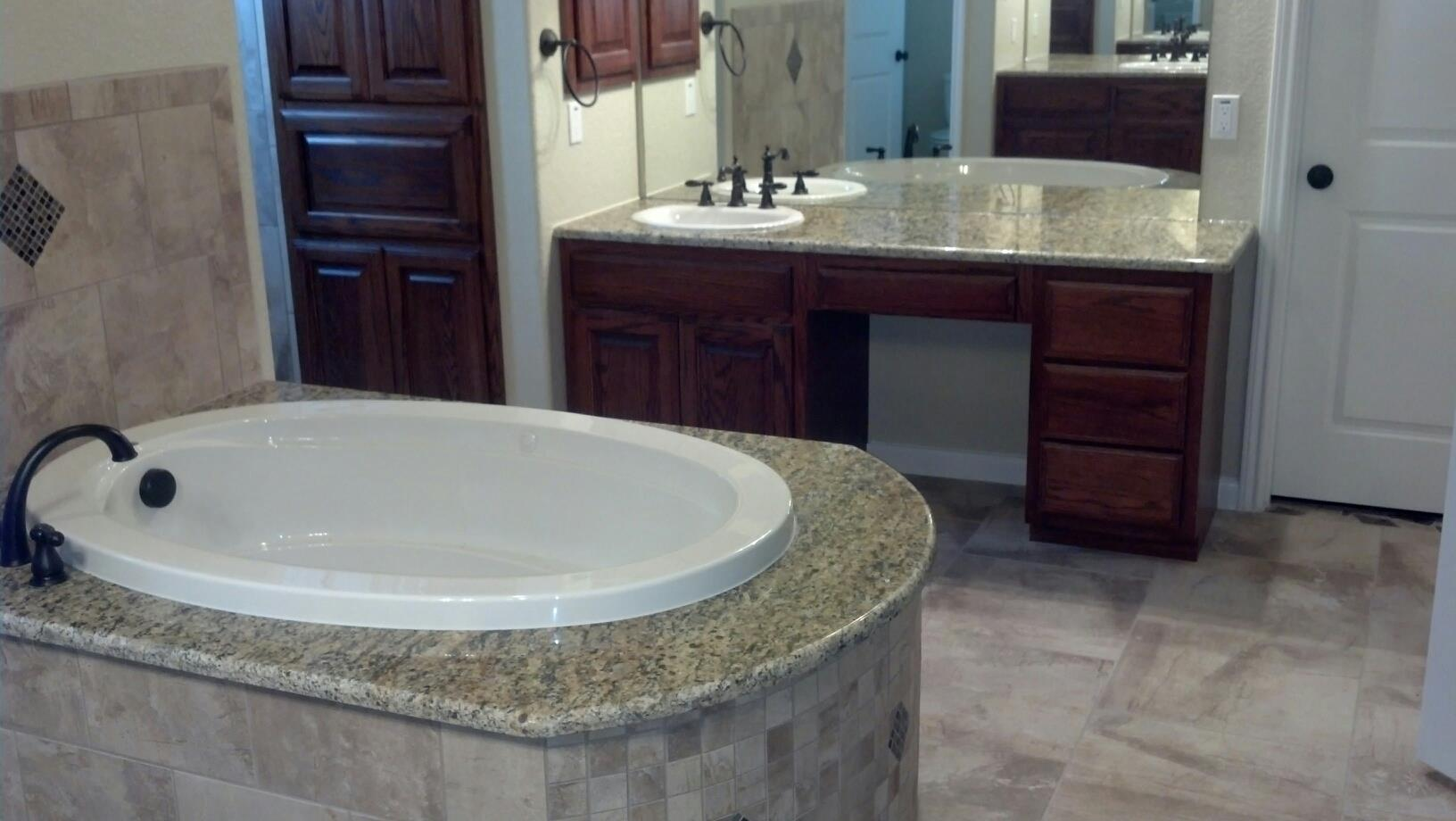Granite Counter Tops Fabrication And Installation Ms Granite - Bathroom countertops san antonio