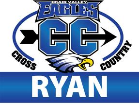 Cross Country Yard Sign Online Order