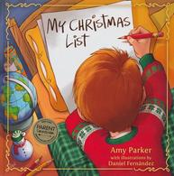 My Christmas List by Amy Parker