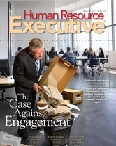 Lynda Cheldelin Fell Human Resources Executive magazine
