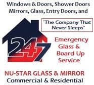 NU-STAR GLASS & MIRROR