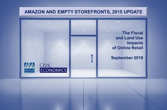 Empty Storefronts Study