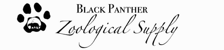 Black Panther Zoological Supply