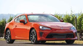 2017 Toyota 86 - Review