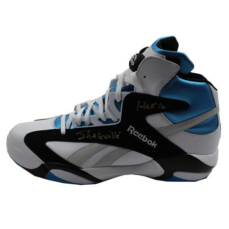 huge selection of 36cd6 41965 The world s biggest stocking stuffer for a holiday gift has to be Shaquille  O Neal s Size 22 special edition sneaker available from Steiner Sports.