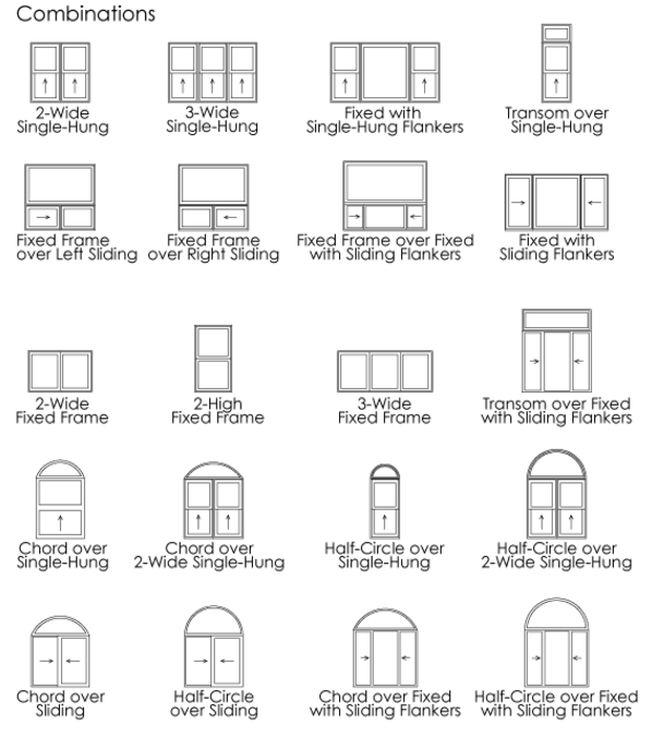 Window Styles and Grid Shapes