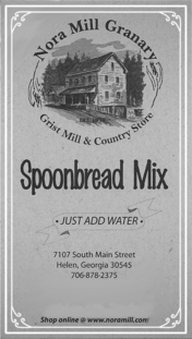 Nora Mill Spoonbread Recipe