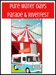 Pure Water Days Parade & Riverfest icon
