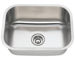 Solaris 8132 Stainless Steel Sink Single Bowl