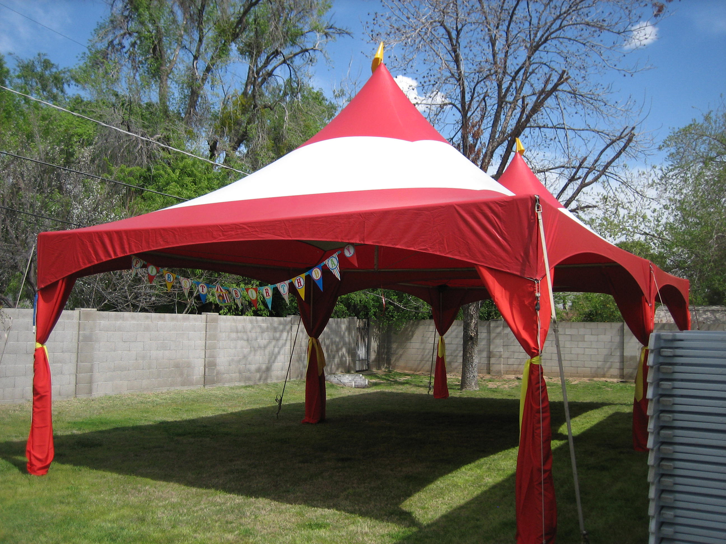 jms tents weddings party rentals events