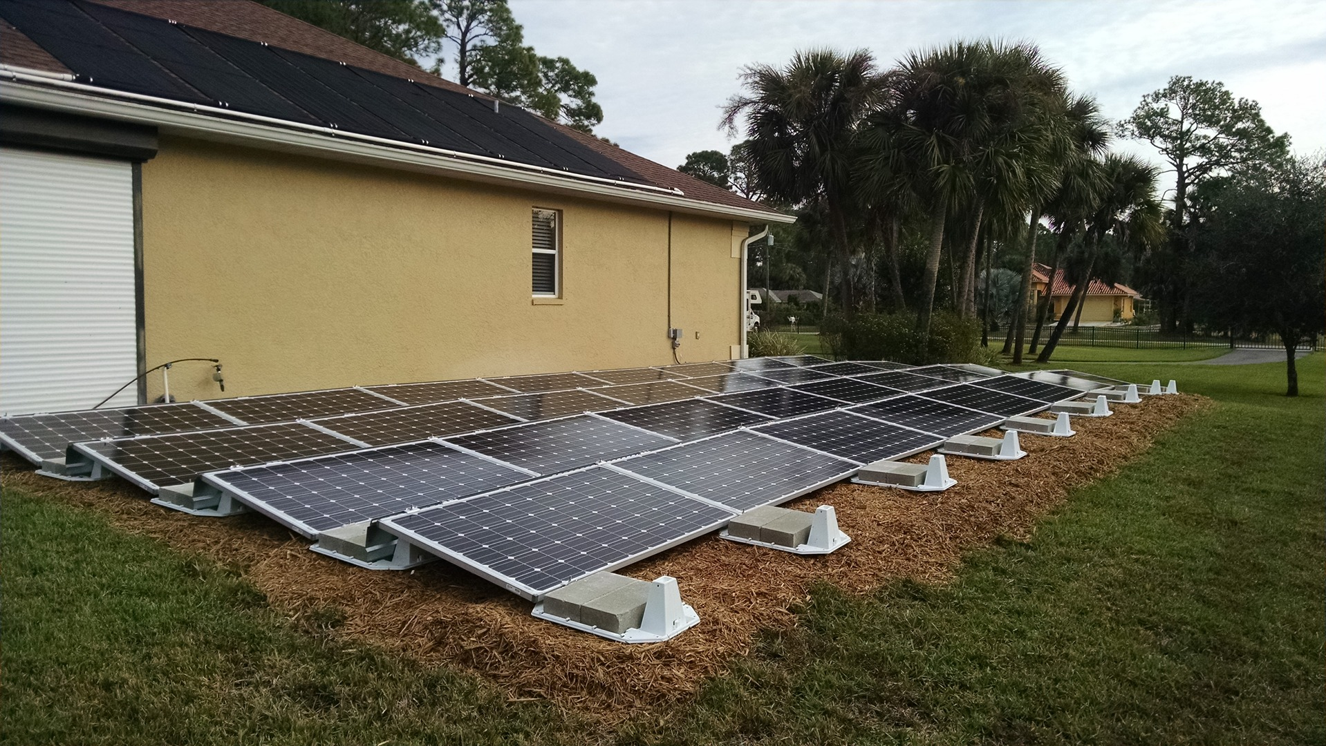 Solar Power Systems Energy Electricity For Your Home Cells Licensed Electrical Contractor Electric