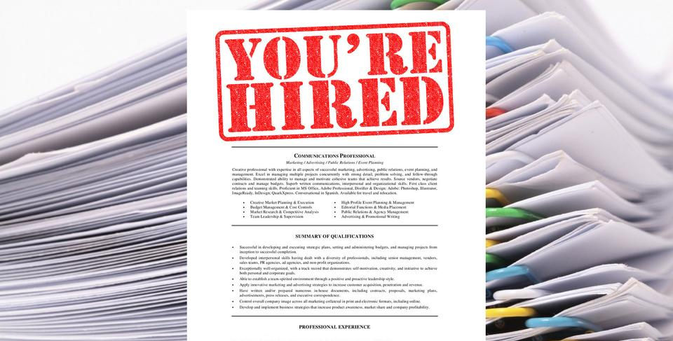 Buy resume for writing definition