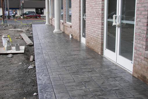 Excellent Stamped Concrete Patio Contractor and Pricing in Hickman NE| Lincoln Handyman Services