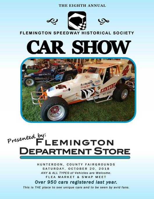 Car Show - Usa flea market car show