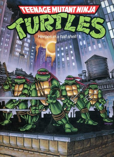 NinjaRap.com  A Collection of Teenage Mutant Ninja Turtles Memorabilia d746ec83e