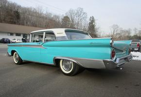 1959 Ford Fairlane Galaxie 500