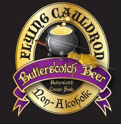 Craft Beer Distribution Company and Flying Cauldron Butterscotch Beer