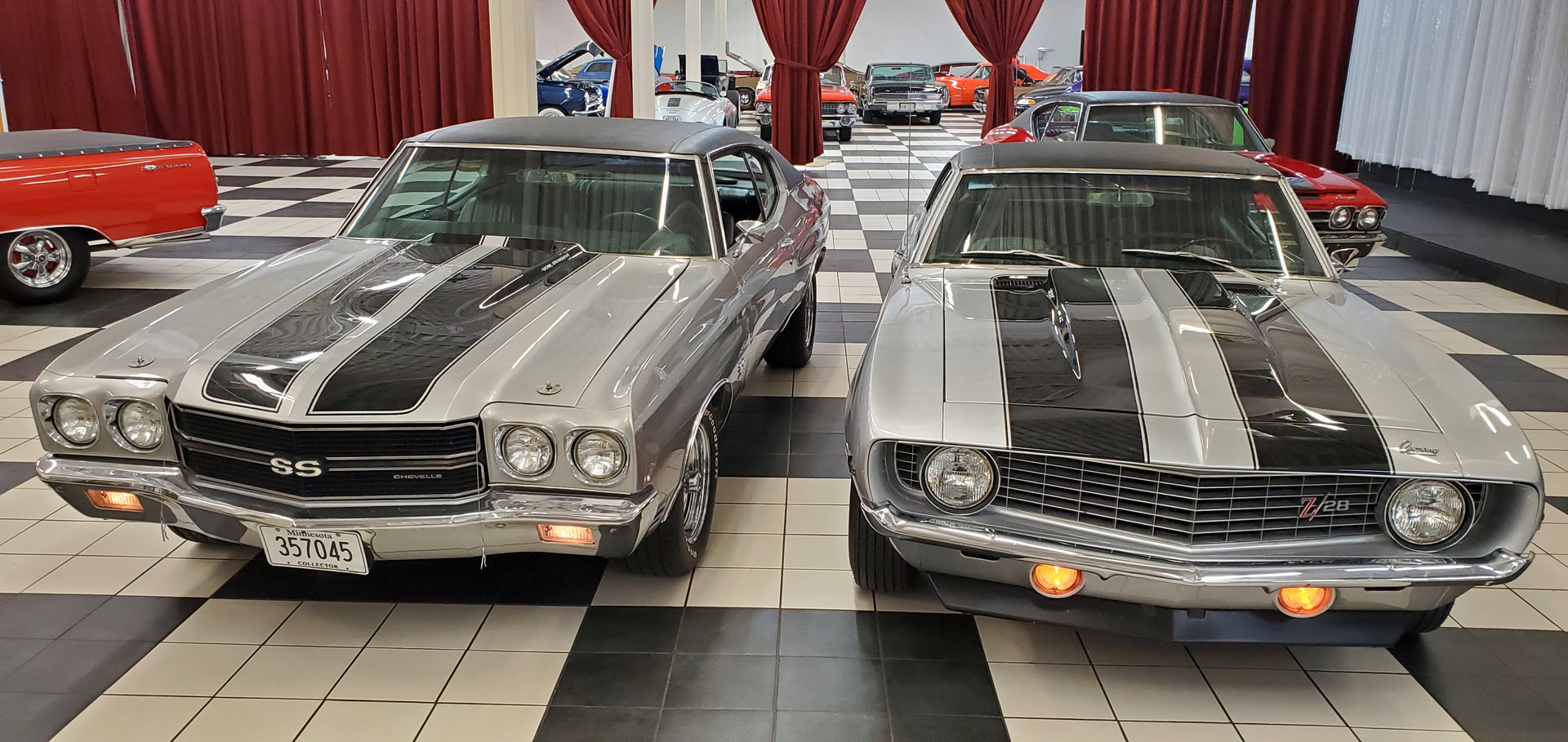 Classic Muscle Cars For Sale >> Classic Rides And Rods Classic Car Dealers Sales