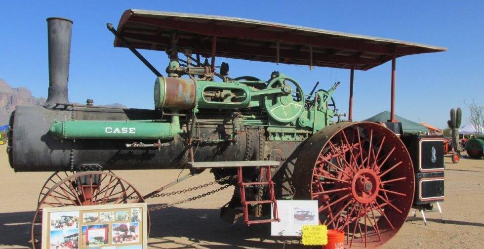 Old Tractor Keys : Antique tractor show engine displays arizona