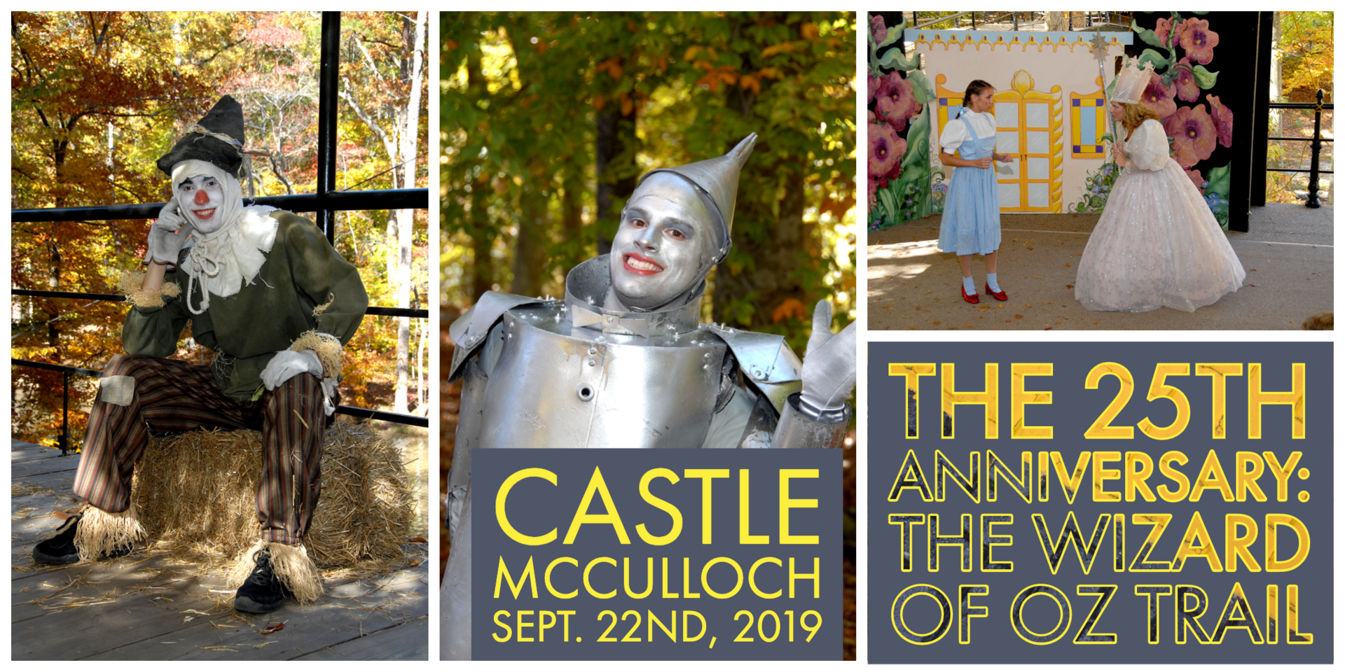 Castle Mcculloch Halloween 2018 Pictures.The Castle Presents