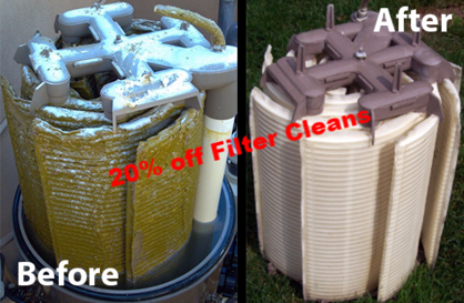 20% off filter cleans