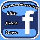 new orleans blues society Facebook page