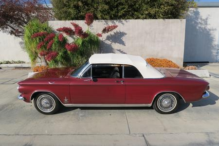 1964 Chevrolet Corvair Monza Spyder Turbo for sale at Motor Car Company in California