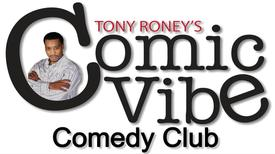 Tony Roney's Comic Vibe Homepage