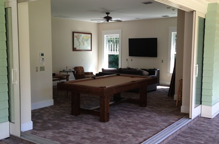 Billiards table moved by our pool table movers in Orlando, FL