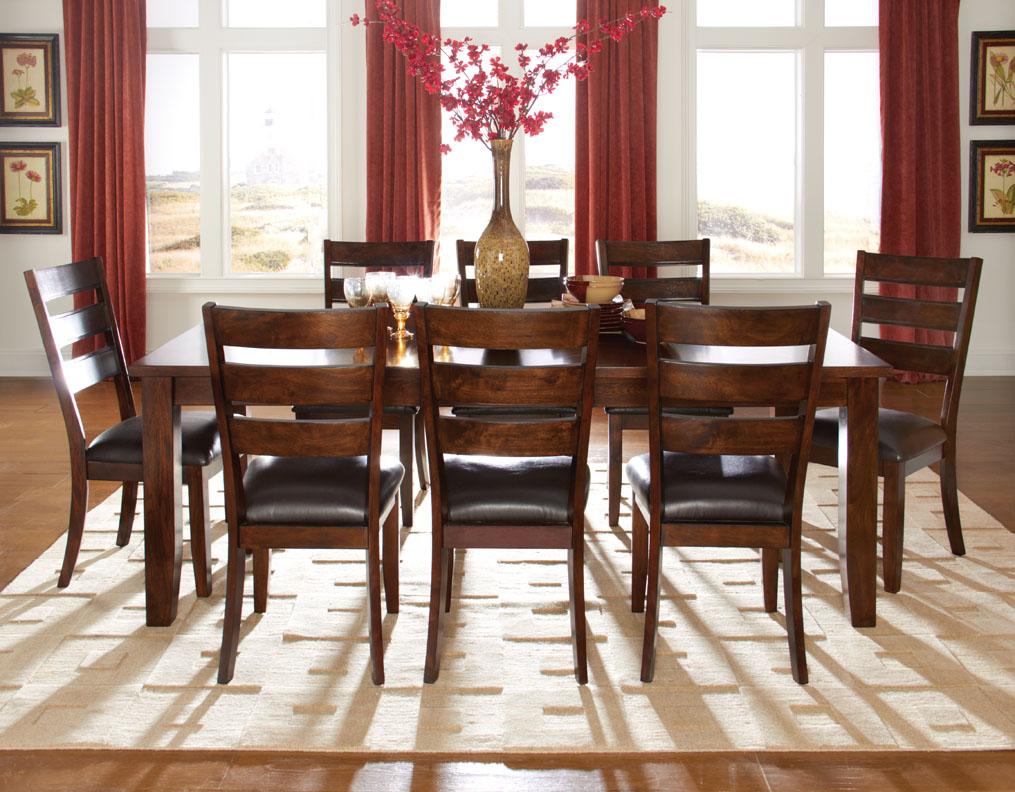 at sawyer furniture - 8 Piece Dining Room Set