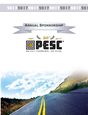 Join PESC as a Sponsor! Application and Agreement for PESC Sponsorship 2017